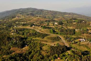 Album de Fotos: Vistas aéreas de San Javier
