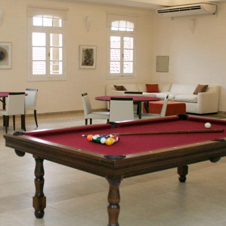 Pool en Hotel Sol San Javier en Tucumán
