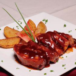 Restaurante en el Hotel Sol San Javier en Tucumán
