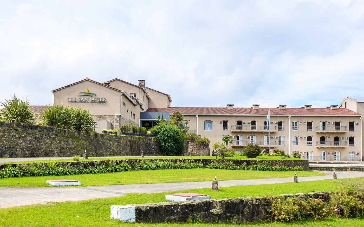 Hotel Sol San Javier Spa Eco Resort